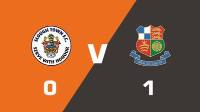 Highlights: Slough Town vs Wealdstone