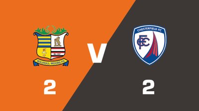 Highlights: Solihull Moors vs Chesterfield
