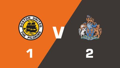 Highlights: Boston United vs Altrincham
