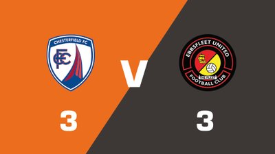 Highlights: Chesterfield vs Ebbsfleet United