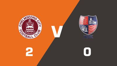 Highlights: Chelmsford City vs Hampton & Richmond Borough