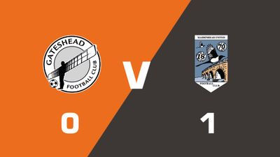 Highlights: Gateshead vs Maidenhead United