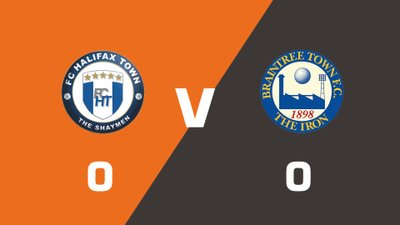 Highlights: FC Halifax Town vs Braintree Town
