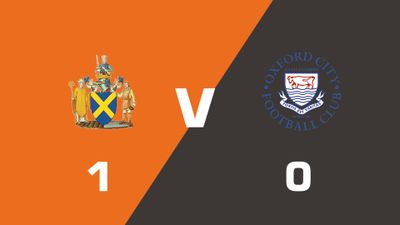 Highlights: St Albans City vs Oxford City