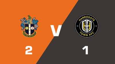 Highlights: Sutton United vs Harrogate Town