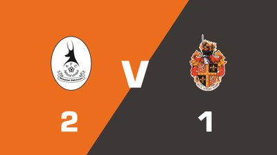 Highlights: AFC Telford United vs Spennymoor Town