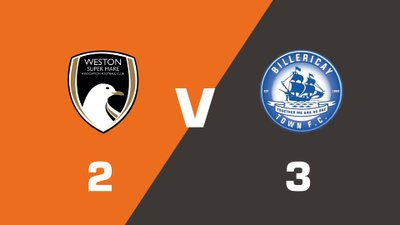 Highlights: Weston-super-Mare AFC vs Billericay Town
