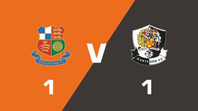 Highlights: Wealdstone vs Dartford