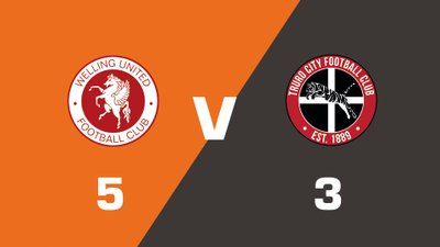 Highlights: Welling United vs Truro City