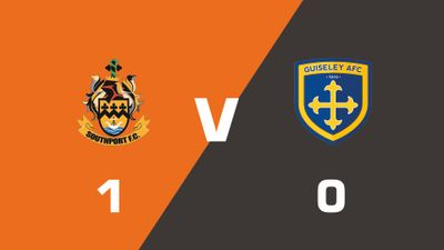 Highlights: Southport vs Guiseley