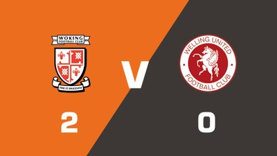 Highlights: Woking vs Welling United