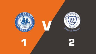 Highlights: Billericay Town vs Chippenham Town