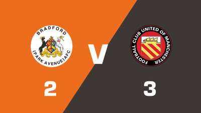 Highlights: Bradford (Park Avenue) vs FC United Of Manchester