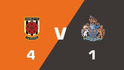Highlights: Chorley vs Altrincham