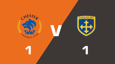 Highlights: Chester vs Guiseley