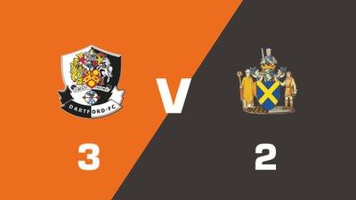 Highlights: Dartford vs St Albans City