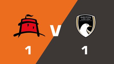Highlights: Eastbourne Borough vs Weston-super-Mare AFC