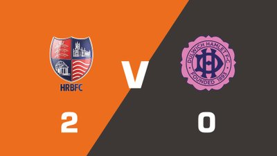 Highlights: Hampton & Richmond Borough vs Dulwich Hamlet
