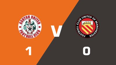 Highlights: Ashton United vs FC United Of Manchester