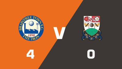 Highlights: Braintree Town vs Barnet