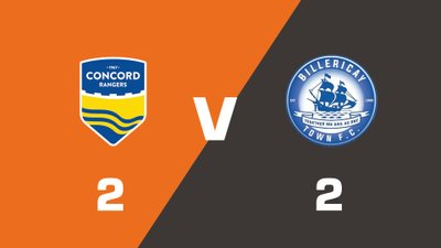 Highlights: Concord Rangers vs Billericay Town