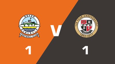 Highlights: Dover Athletic vs Bromley