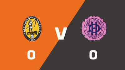 Highlights: East Thurrock United vs Dulwich Hamlet