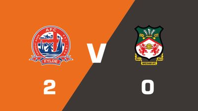 Highlights: AFC Fylde vs Wrexham