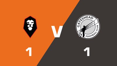 Highlights: Salford City vs Gateshead