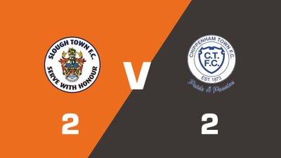Highlights: Slough Town vs Chippenham Town