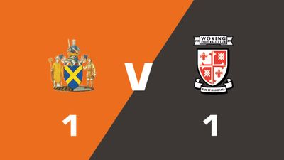 Highlights: St Albans City vs Woking