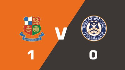 Highlights: Wealdstone vs Hungerford Town
