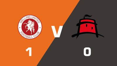 Highlights: Welling United vs Eastbourne Borough