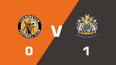 Highlights: Leamington vs Stockport County