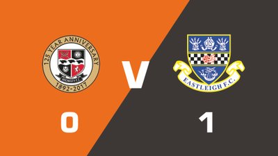 Highlights: Bromley vs Eastleigh