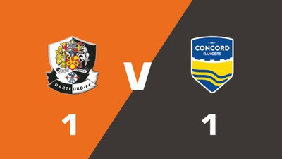 Highlights: Dartford vs Concord Rangers