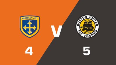 Highlights: Guiseley vs Boston United