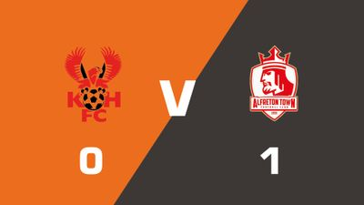 Highlights: Kidderminster Harriers vs Alfreton Town