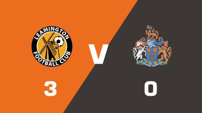 Highlights: Leamington vs Altrincham