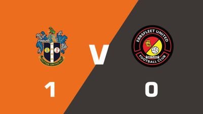 Highlights: Sutton United vs Ebbsfleet United