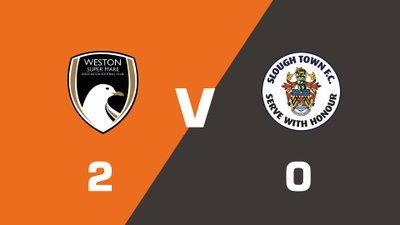 Highlights: Weston-super-Mare AFC vs Slough Town