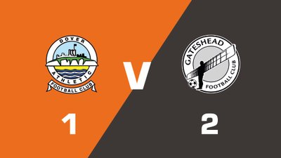 Highlights: Dover Athletic vs Gateshead