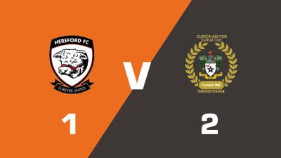 Highlights: Hereford vs Curzon Ashton