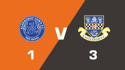 Highlights: Aldershot Town vs Eastleigh