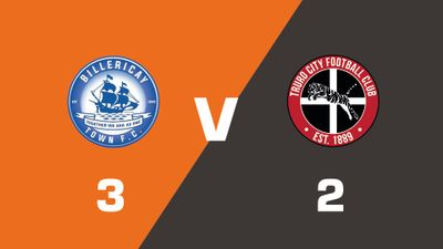 Highlights: Billericay Town vs Truro City
