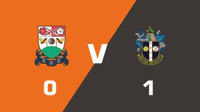 Highlights: Barnet vs Sutton United