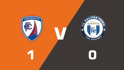 Highlights: Chesterfield vs FC Halifax Town