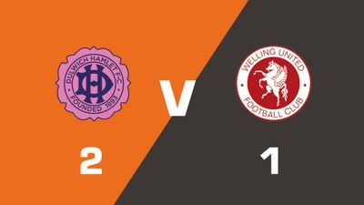 Highlights: Dulwich Hamlet vs Welling United