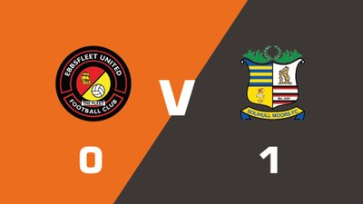 Highlights: Ebbsfleet United vs Solihull Moors
