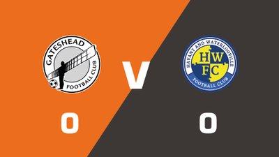 Highlights: Gateshead vs Havant & Waterlooville